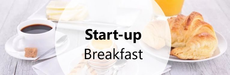 Start-up Breakfast
